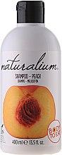 """Voňavky, Parfémy, kozmetika Šampón na vlasy """"Broskyňa"""" - Naturalium Shampoo And Conditioner Peach"""
