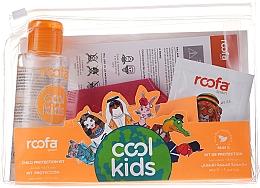Voňavky, Parfémy, kozmetika Sada - Roofa Cool Kids (shm-gel/3g + mask + h/gel/100ml)