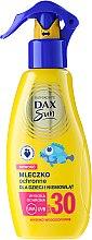 Voňavky, Parfémy, kozmetika Detské ochranné mlieko na opaľovanie - DAX Sun Body Lotion SPF 30