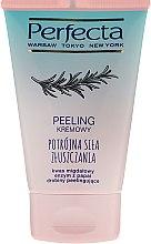 Voňavky, Parfémy, kozmetika Krém na tvárový peeling - Perfecta Detox Cream Scrub