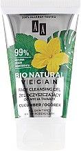 Voňavky, Parfémy, kozmetika Gél na umývanie - AA Cosmetics Bio Natural Vegan Face Cleansing Gel