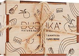 Voňavky, Parfémy, kozmetika Tuhý šampón na suché vlasy na suché vlasy - Dushka