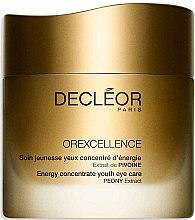 Voňavky, Parfémy, kozmetika Omladzujúci krém na oči - Decleor Orexcellence Energy Concentrate Youth Eye Care