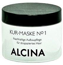 Voňavky, Parfémy, kozmetika Liečivá maska na poškodené vlasy - Alcina Hare Care Kur-Maske №1
