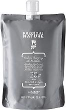 Voňavky, Parfémy, kozmetika Extra krémový aktivátor 20 obj. (6%) - Alfaparf Precious Nature Extra Creamy Activator 20 Volume (dojpack)
