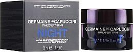 Voňavky, Parfémy, kozmetika Super regeneračný nočný krém - Germaine de Capuccini Timexpert SRNS Night High Recovery Comfort Cream