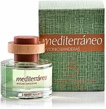 Voňavky, Parfémy, kozmetika Mediterraneo Antonio Banderas - Toaletná voda