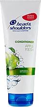 Voňavky, Parfémy, kozmetika Kondicionér na vlasy proti lupinám - Head & Shoulders Apple Fresh