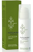 """Voňavky, Parfémy, kozmetika Anticelulitídny krém proti účinkom """"pomarančovej kôry"""" - Madara Cosmetics Anti-Cellulite Cream"""