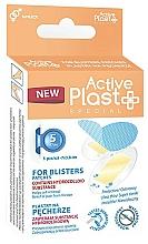 Voňavky, Parfémy, kozmetika Náplasť proti pľuzgierom - Ntrade Active Plast Special For Blisters Pathes