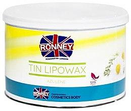 "Voňavky, Parfémy, kozmetika Vosk na depiláciu ""Azulene"" - Ronney Wax Tin Azulene"