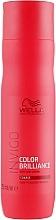 Voňavky, Parfémy, kozmetika Šampón na ochranu farvy farbených a tvrdých vlasov - Wella Professionals Invigo Brilliance Coarse Hair Shampoo