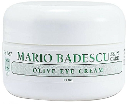 Voňavky, Parfémy, kozmetika Krém na pokožku okolo očí s olivou - Mario Badescu Olive Eye Cream