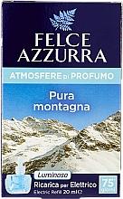 Voňavky, Parfémy, kozmetika Elektrický difúzor - Felce Azzurra Pure Montain (vymeniteľná jednotka)