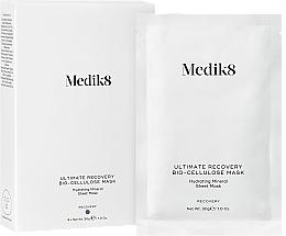 Voňavky, Parfémy, kozmetika Regeneračná biocelulózová maska  - Medik8 Ultimate Recovery Bio-Cellulose Mask