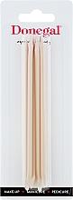 Voňavky, Parfémy, kozmetika Oranžové tyčinky na manikúru 12 cm, 9208 - Donegal