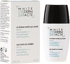 Voňavky, Parfémy, kozmetika Rozjasňujúci ochranný krém 365 dní - Academie White Uv Screen SPF 50