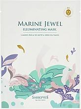 Voňavky, Parfémy, kozmetika Maska pre žiaru pokožky - Shangpree Marine Jewel Illuminating Mask