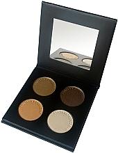Voňavky, Parfémy, kozmetika Paleta očných tieňov - Fontana Contarini The Eyeshadow Palette