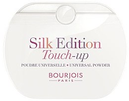 Púder na tvár - Bourjois Silk Edition Touch-up  — Obrázky N1