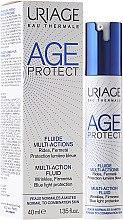 Voňavky, Parfémy, kozmetika Emulzia proti vráskam pre normálnu a kombinovanú pleť - Uriage Age Protect Multi-Action Fluid