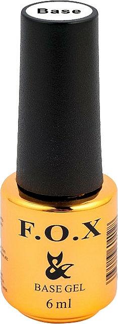 UV Podkladový lak - F.O.X Base Strong Gel