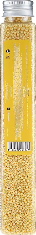 "Perly do kúpeľa ""Vanilka"" - IDC Institute Bath Pearls Vanilla — Obrázky N2"