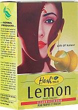 Voňavky, Parfémy, kozmetika Tonizujúca maska na tvár - Hesh Lemon Peel Powder