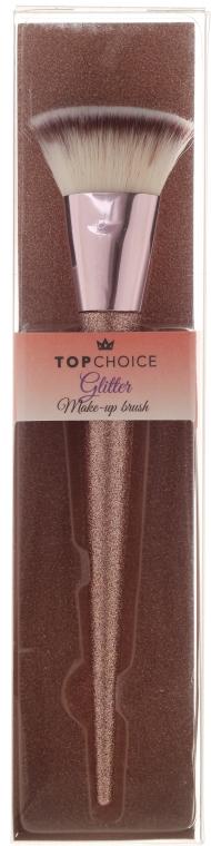 Štetec na tónovacie bázy 37382 - Top Choice Glitter Make-up Brush