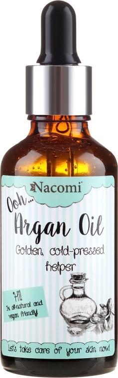 Arganový olej s pipetou - Nacomi Argan Oil