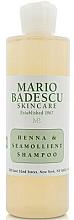 Voňavky, Parfémy, kozmetika Šampón pre všetky typy vlasov - Mario Badescu Henna & Seamollient Shampoo