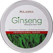 Voňavky, Parfémy, kozmetika Peeling na tvár - Pulanna Ginseng Face Peeling