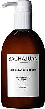 Voňavky, Parfémy, kozmetika Čistiaci krém na vlasy - Sachajuan Hair Cleansing Cream