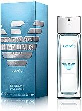 Voňavky, Parfémy, kozmetika Giorgio Armani Emporio Armani Diamonds Rocks - Toaletná voda