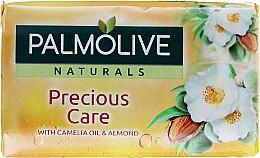 Voňavky, Parfémy, kozmetika Mydlo - Palmolive Precious Care Camelia Oil & Almond
