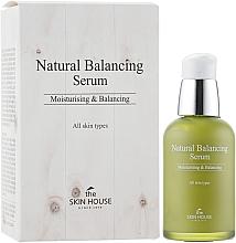 Voňavky, Parfémy, kozmetika Sérum na obnovu rovnováhy pleti - The Skin House Natural Balancing Serum