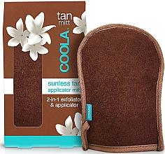 Voňavky, Parfémy, kozmetika Rukavica aplikátor 2 v 1  - Coola Organic Sunless Tan Sculpting Mousse
