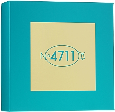 Voňavky, Parfémy, kozmetika Maurer & Wirtz 4711 Original Eau de Cologne - Sada (edc/90ml + tissues/10pcs)