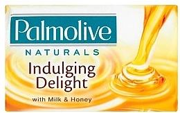 """Voňavky, Parfémy, kozmetika Mydlo Príroda """"Mlieko a med"""" - Palmolive Naturel"""