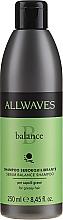 Voňavky, Parfémy, kozmetika Šampón pre mastné vlasy - Allwaves Balance Sebum Balancing Shampoo