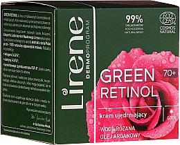 Voňavky, Parfémy, kozmetika Spevňujúci denný krém na tvár - Lirene Green Retinol Firming Day Cream