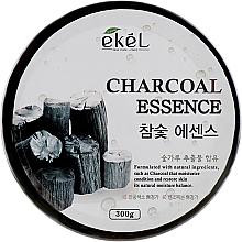 Voňavky, Parfémy, kozmetika Upokojujúci gél s dreveným uhlím - Ekel Charcoal Essence Soothing Gel