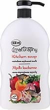 "Voňavky, Parfémy, kozmetika Tekuté mydlo na ruky ""Kuchyňové"" - Bluxcosmetics Naturaphy Hand Soap"