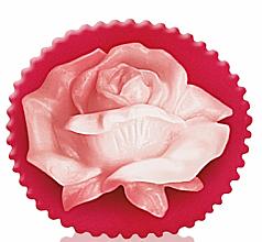 """Voňavky, Parfémy, kozmetika Glycerínové mydlo """"Ruža"""", červeno-biele - Bulgarian Rose Soap"""