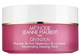 Voňavky, Parfémy, kozmetika Omladzujúca nočná maska na tvár - Methode Jeanne Piaubert Divinskin Rejuvenating Sleeping Mask