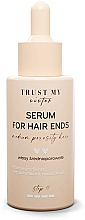 Voňavky, Parfémy, kozmetika Sérum na vlasy so strednou pórovitosťou  - Trust My Sister Medium Porosity Hair Serum For Hair Ends