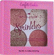 Voňavky, Parfémy, kozmetika Lícenka - I Heart Revolution Sprinkles