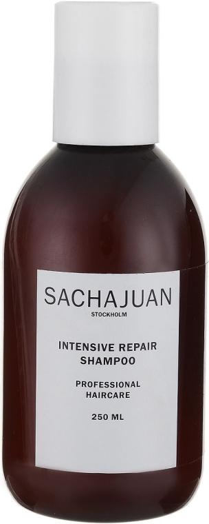 Intenzívne regeneračný šampón na vlasy - Sachajuan Shampoo — Obrázky N1
