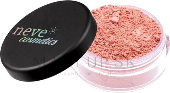 Sypká minerálna lícenka - Neve Cosmetics Blush — Obrázky Delhi