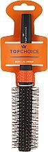 Voňavky, Parfémy, kozmetika Kefa na vlasy, čierno oranžová, 2083 - Top Choice